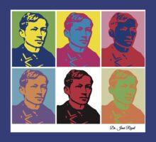 Rizal Warhol by kayve