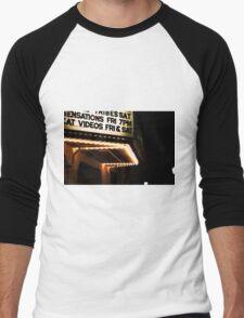 Movie Board Men's Baseball ¾ T-Shirt