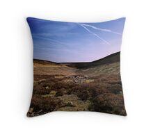 Moor & Sky Throw Pillow