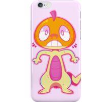 Pantsless Lizard iPhone Case/Skin