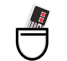 Nes Controller in the Pocket by Warnunk