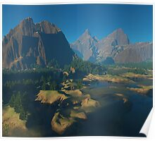 Dragon Valley Poster