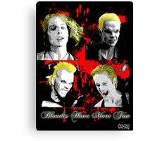 Blondes Have More Fun 2 Canvas Print