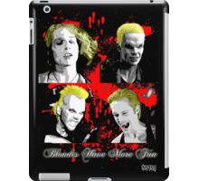 Blondes Have More Fun 2 iPad Case/Skin