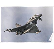 RAF Eurofighter Typhoon Poster