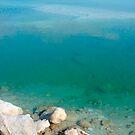 Dead sea colors by Efi Keren