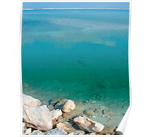 Dead sea colors	 Poster