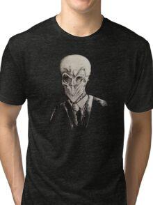 The Silence Tri-blend T-Shirt