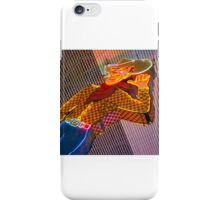 Vegas Cowboy  iPhone Case/Skin