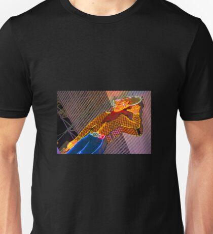 Vegas Cowboy  Unisex T-Shirt