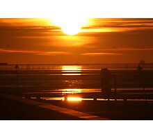 Southend Sunrise Photographic Print