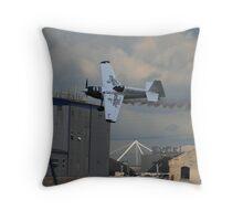 Red Bull Air Race 2007 Throw Pillow