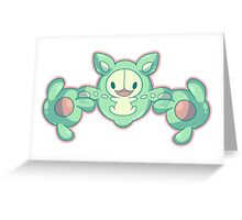 Reuniclus  Greeting Card