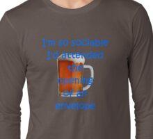 Sociable Long Sleeve T-Shirt