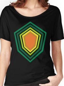 Tryppin' Out (Black) Women's Relaxed Fit T-Shirt