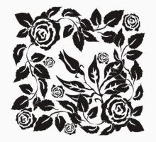 black roses T-Shirt