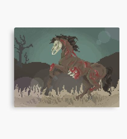 Undead Nightmare Canvas Print