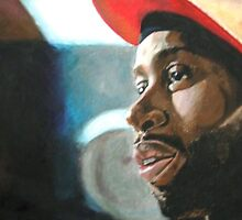 J Dilla by William  Thomas