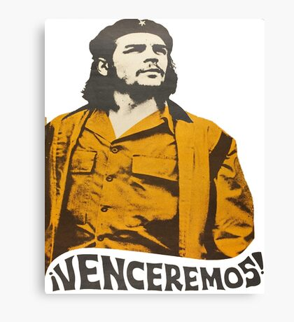 Che Shirt Canvas Print