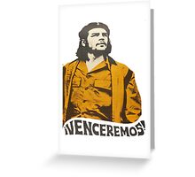 Che Shirt Greeting Card