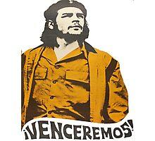 Che Shirt Photographic Print