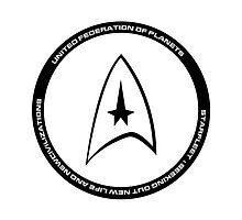 Star Trek - The United Federation of Planets - Starfleet by Lightningbarer