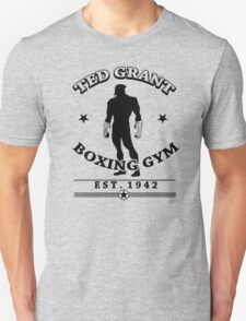 Ted Grant's Boxing Gym Unisex T-Shirt