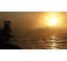 Superior Sunset Photographic Print