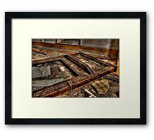 The Mantlepiece Framed Print