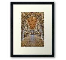 Sterling Library Framed Print