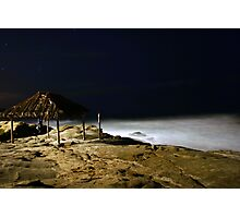 La Jolla Wind and Sea Photographic Print