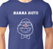 MAMA AIUTO 3 White Unisex T-Shirt