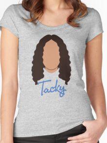 Weird Al - Tacky Women's Fitted Scoop T-Shirt