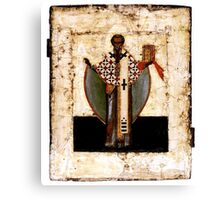 Saint James the brother of the Lord Canvas Print