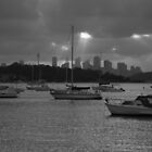 City Shine - Sydney by LanaJaneBeck