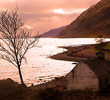Once Upon A Time, Loch Linnhe by Rois Bheinn Art and Design
