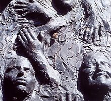 Statue of Remembering and Forgetting by pwall