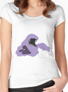 The Sluge  Women's Fitted Scoop T-Shirt