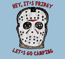 Friday Camping Unisex T-Shirt