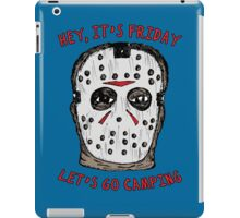 Friday Camping iPad Case/Skin