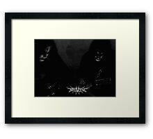 Bereavement Photoshoot 10 Framed Print