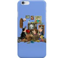 50 Years of The Doctor iPhone Case/Skin