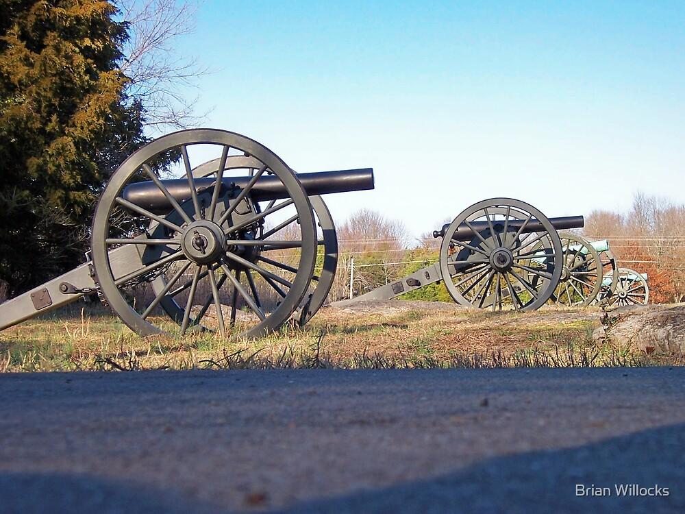 Big Guns by Brian Willocks