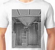 Wood Panels Unisex T-Shirt