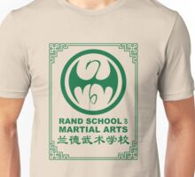 Rand School of Martial Arts Gold Class Unisex T-Shirt