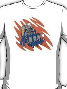 Spook Yeti, Coping T-Shirt