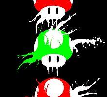 Mario Paint by CastleDownpour