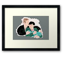 Happy Ever After Framed Print