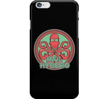 Hail Hyberg iPhone Case/Skin