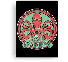 Hail Hyberg Canvas Print